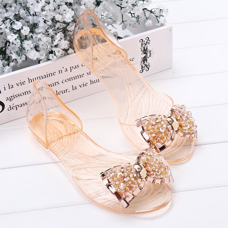 2020 Для женщин с украшением в виде кристаллов слипоны летние туфли на плоской подошве; женская обувь; летние из искусственной кожи со стразам...(Китай)