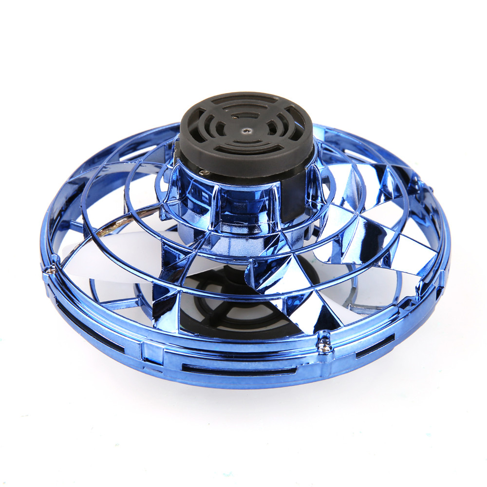 Inductive Aircraft FlyNova 2020 The Most Tricked-out Flying Spinne FlyNova Flare Up Mini Drone Best for Kids Flying Spinner <strong>Toy</strong>