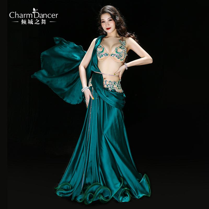 YC048 Professional bellydance costumes custom belly dance dress for women