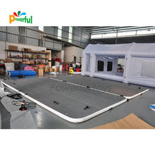 OEM ODM DWF raft inflatable pontoon floating dock river float หลอด