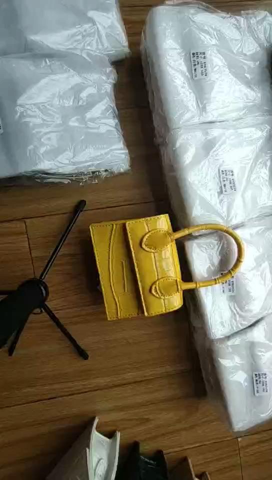 Nieuwe Mode Kleine Flap Schoudertas Krokodil Patroon Lederen Dames Designer Mini Handtassen Voor Vrouwen
