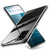 XINGE Crystal Clear Transparent Tpu Phone Case Cover For Samsung Galaxy S20 Ultra Shockproof Case Carcasas De Celular