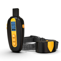 2019 Remote Dog Bark Electric Training Collar Rechargeable And Rainproof for Pet Training Products