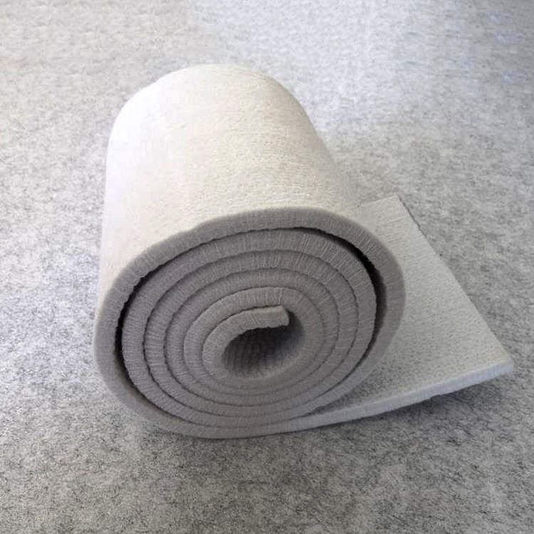 Wholesale industrial pressed 100% needle-punched polyester felt