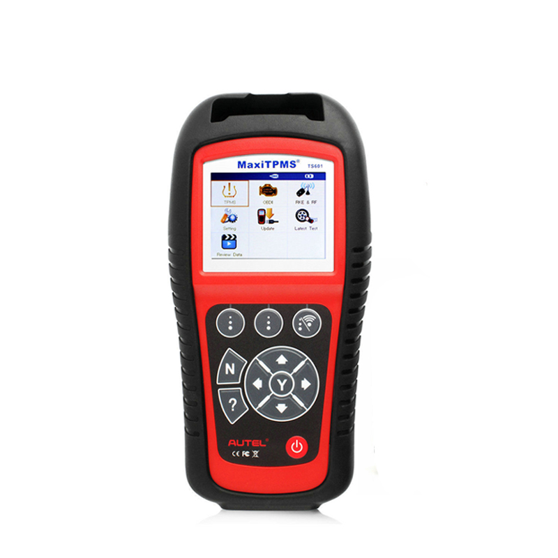 TPMS Diagnostic and Service Tool autel scanner Free Update Online Autel MaxiTPMS TS601
