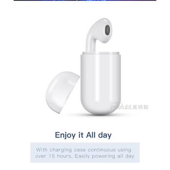 MIETUBL wireless Bluetooth headset portable Bluetooth 5.0 earbuds hot TWS wireless bluetooth earphone
