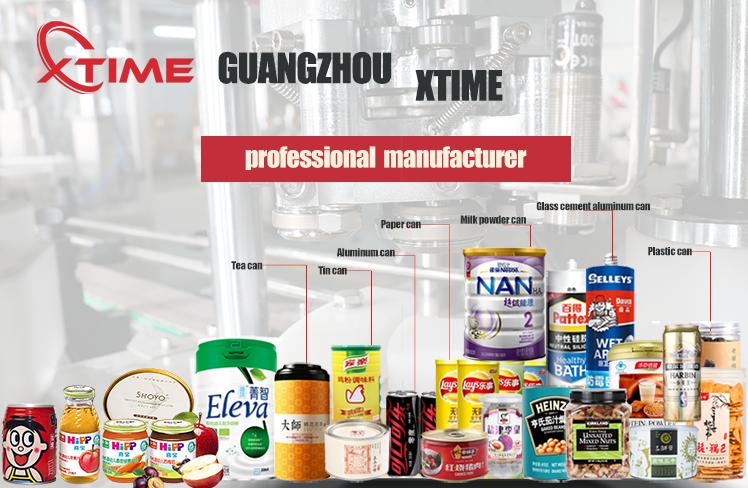 250g 500g Automatic Glass Jar Bottling Line Peanut Butter Hot Sauce Filling Machine