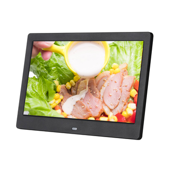 1080P HD Advertising Player LCD/LED Display Music Picture Video Player 10 inch Motion Sensor Digital Photo Frame