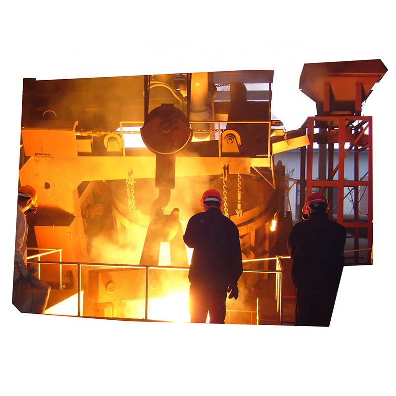 calcium carbide electric arc furnace