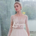 Latest Bridal Wedding Gowns Vestido de noiva Charming Deep V-Neck Lace Appliqued and Beaded A-Line Wedding Dress 2020