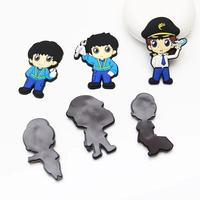 Custom Promotion Soft PVC Fridge Magnet Sticker/cartoon figure fridge magent/promotion gift