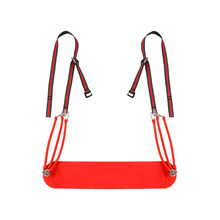 Тянущаяся полоса сопротивления для помещений, горизонтальная планка, тренировочная эластичная веревка или двойная ручка B2Cshop(Китай)