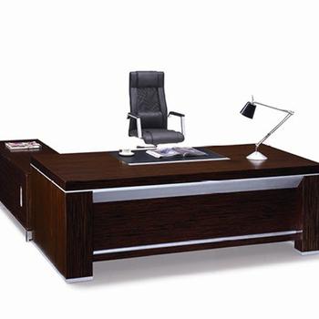 Executive Office Desk Design For Boss
