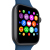 W34 ECG Smart Watch, 2.5D Round Full Display IPS Touch Screen BT smartwatch