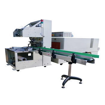 GH-6030AE Medicine/Drug Bottles Stacker tapes Industry Shrink Wrapping Machine