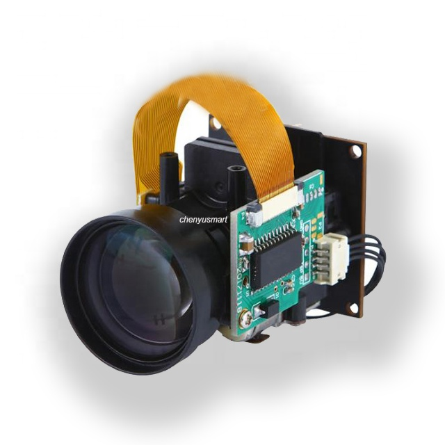 8MP 10X optical zoom UVC USB free drive camera module for video camera