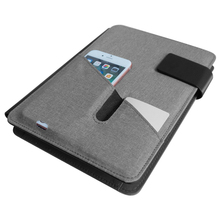 OEM ODM nieuwe collectie custom handgemaakte professionele magnetische knop business <span class=keywords><strong>a5</strong></span> cuir sorority kleine lederen <span class=keywords><strong>padfolio</strong></span>