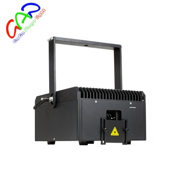 Hot selling 2019 outdoor christmas laser light show multicolor laser projector
