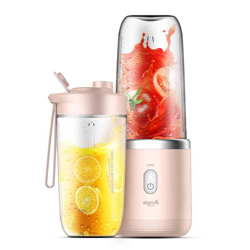 Originele xiaomi deerma Juicer wireless home automatische groente-en multifunctionele mini student elektrische sap machine