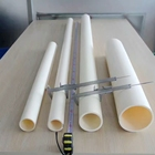 99% al2o3 Alumina ceramic protection tube for thermocouple temperature measurement