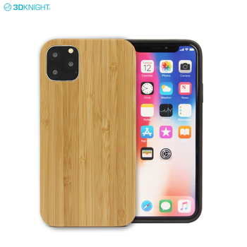 DongGuan Genuine Wood Mobile Phone Back Cover Case For iphone 11 pro