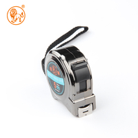 High quality stainless steel laser engraving tape measure