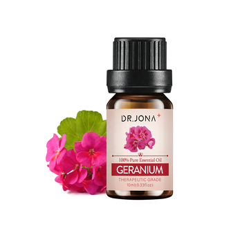 Private Label Factory Supply Natural 100% Pure Essential Oils Refined Rose Geranium Oil Wholesale