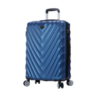 "Luggage Case Manufacturers Wholesale Red/ Yellow/blue Abs Luggage Case Set 20""24""28"""
