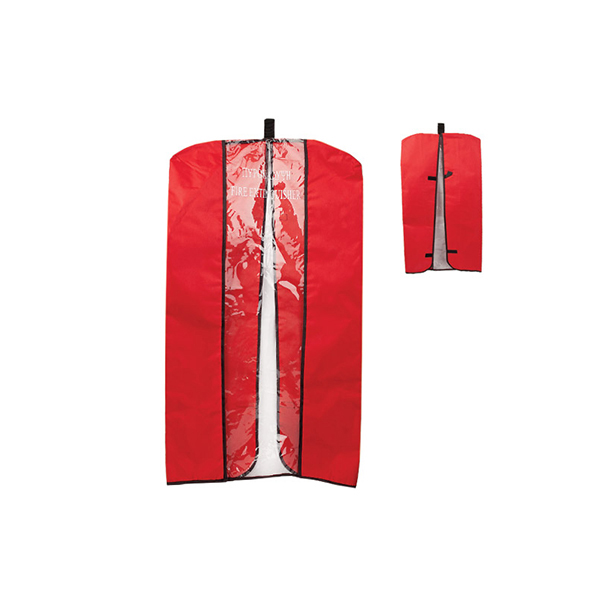 Oxford fabric fire extinguisher cover for fire extinguisher equipment