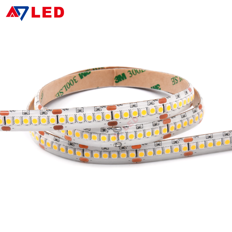 Online Sale Flexible Led Strip Dimmable 3528 Led Ribbon Lights Flex Led Strip Light