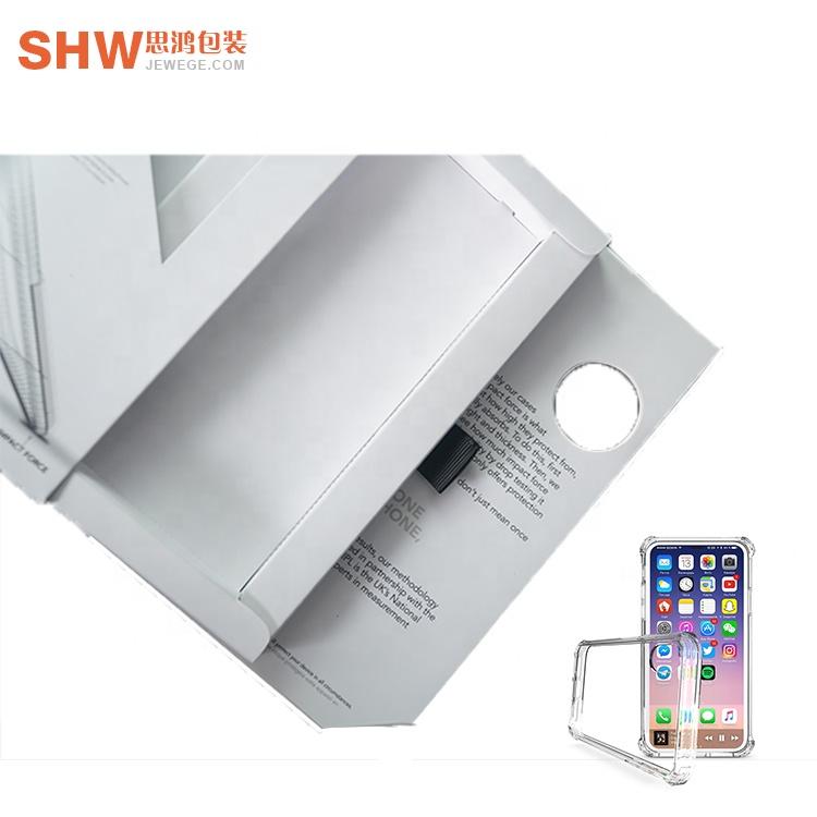 Роскошный творческий подарок бумага упаковочная коробка для часов