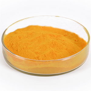 Pure curcumin 10% water soluble turmeric extract powder for food