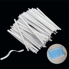 Anti corrosive PVC coated metal disposable clip wire for nose