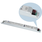LED Linear light led driver constant voltage 12V/24V 0-10V/PWM/RX/DALI Dimmable switch power supply