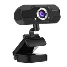 Smart Hd Live-uitzending Webcam Desktop Pc Computer 1080P Usb Video Camera Met Houder En Microfoon