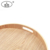 Round Willow Bent Wooden Plywood Gift Serving Tray With Radian