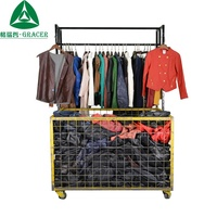 Australia used clothing supplier all second hand goods 45kg bale used clothing