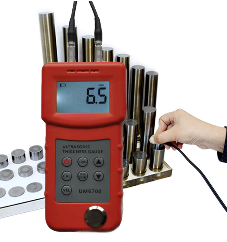 digital portable ultrasonic <strong>thickness</strong> meter