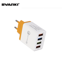 Trending Products 2019 New Arrivals Universal 220V Multi Port Usb Charger