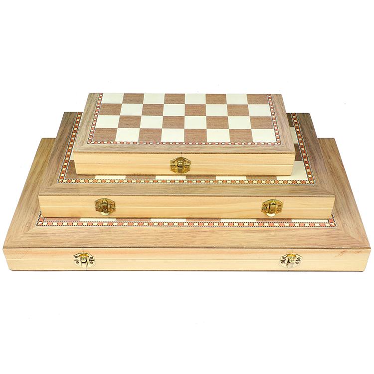 Produttore di vendita diretta di scacchi gruppo insegnamento scacchi 3 in 1 gioco di scacchi di alta-end