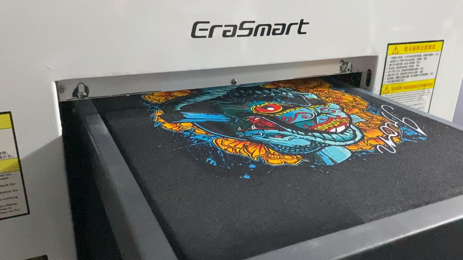 DTG Stampante A3 Formato di Stampa T-Shirt Macchina, Impresoras De Camisetas