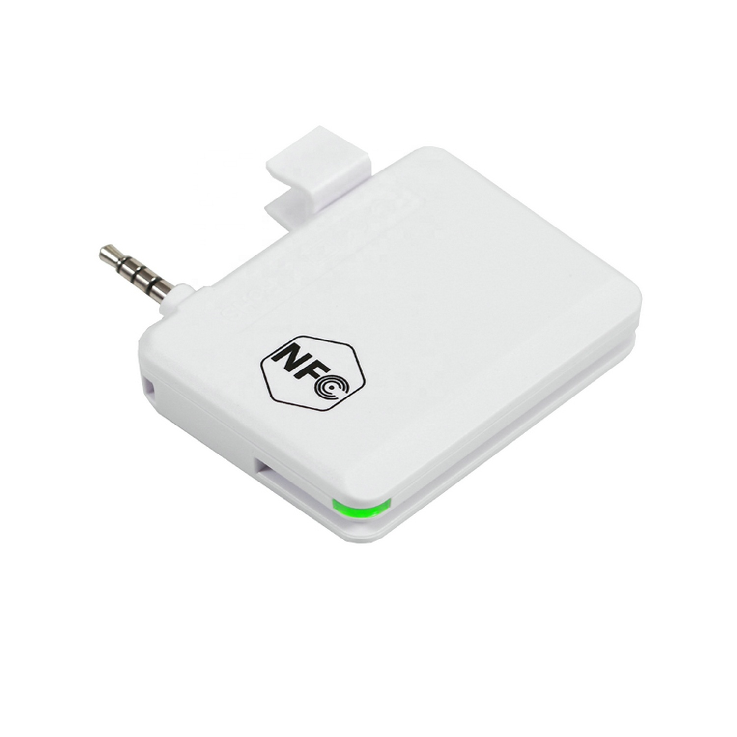 Android Headphone Jack EMV IC Chip Credit Mobile Smart Card Reader ACR35