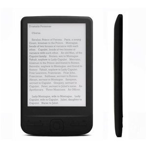 New arrival 4.3 inch Eink ebook reader multi -function multi -langauge ebook reader