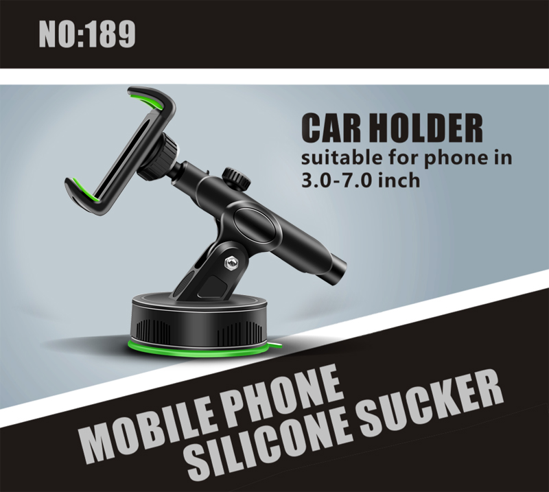Best Selling Flexible Long Neck Car Mobile Phone Holder Stand