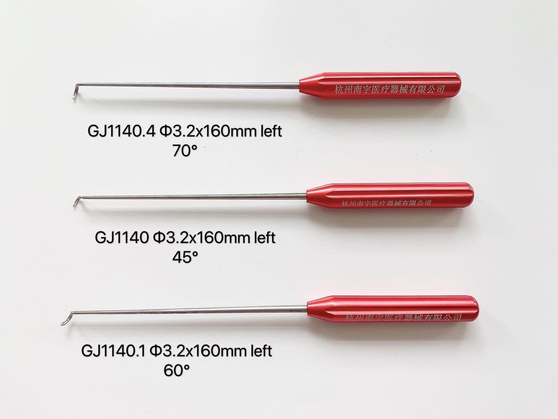 Surgical Medical Instruments Arthroscopy Instruments Suture Hooks GJ1140