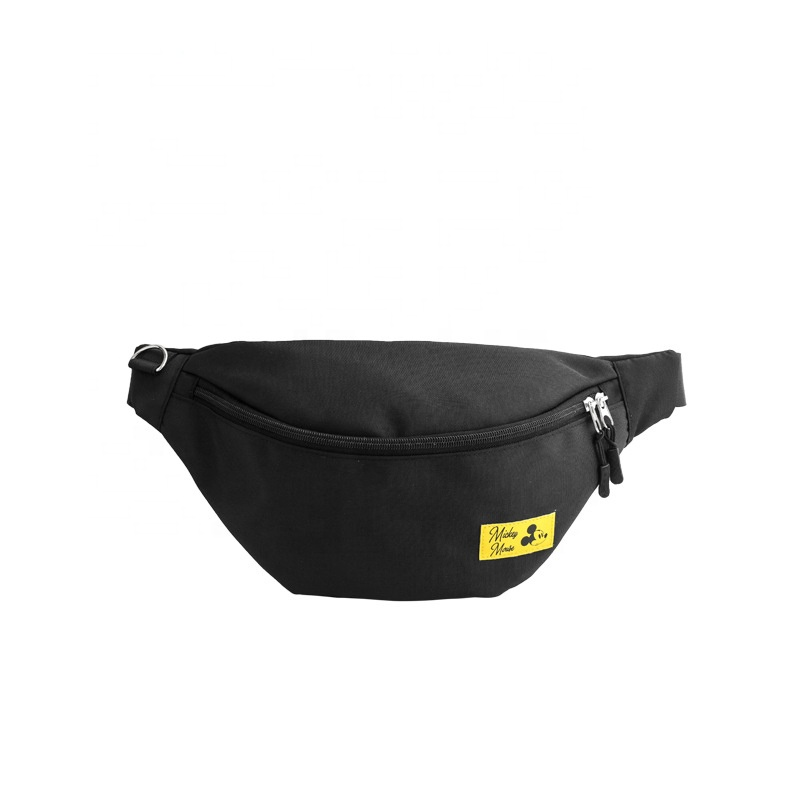 Twinkle amazon hot selling fashion men waist belt bag with durability and waterproof
