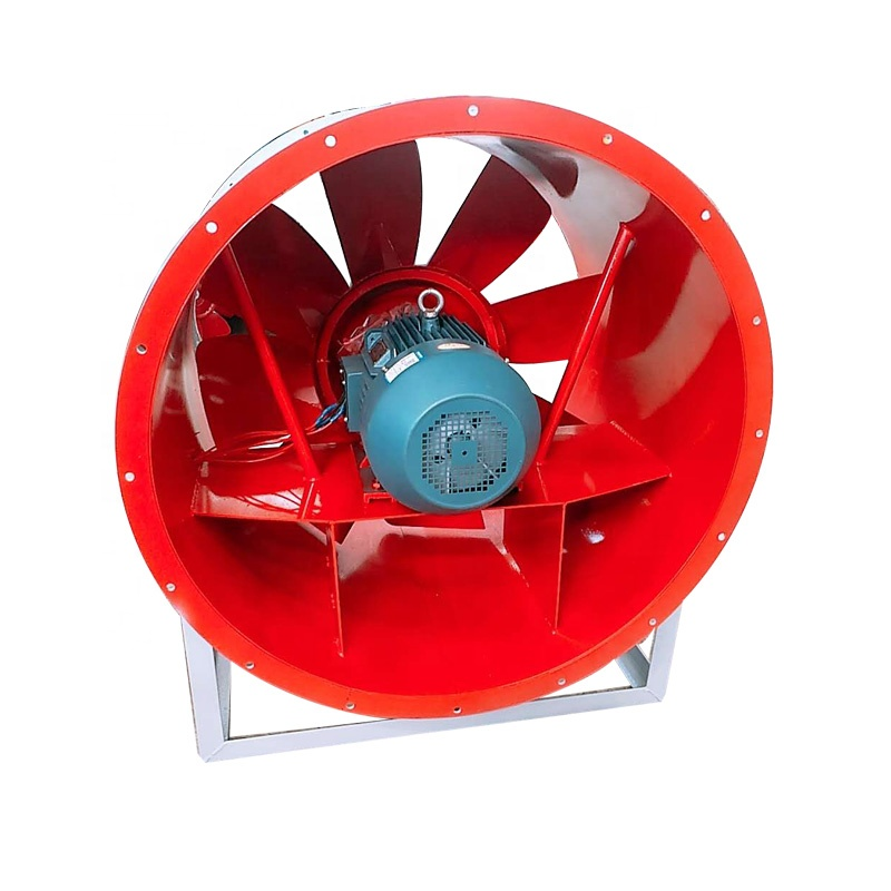 Cost-effective Light weight and energy saving axial flow fan