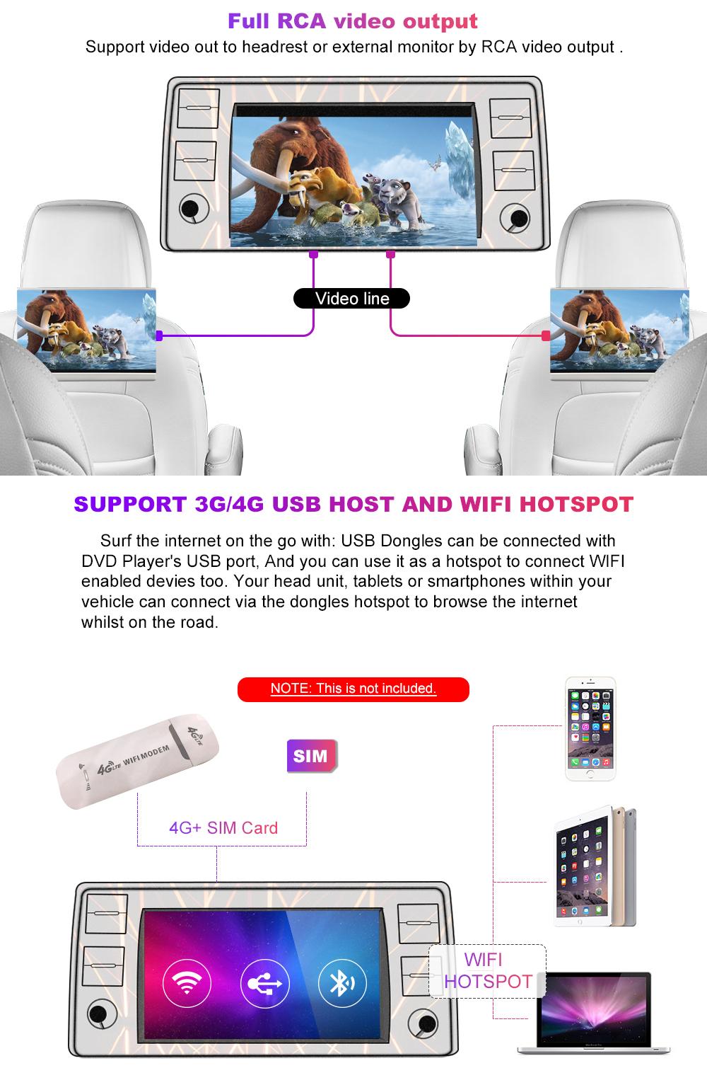 7 Inch Auto Auto GPS DVD-player mit Radio Bluetooth Wifi Android 9.0 Spiegel Link für Mitsubishi Lancer 2007-2011 auto Stereo