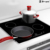Doopen Smart Programmable 4 Burners Ceramic Cooker Stove Ceramic Induction Hob Integrated Stove