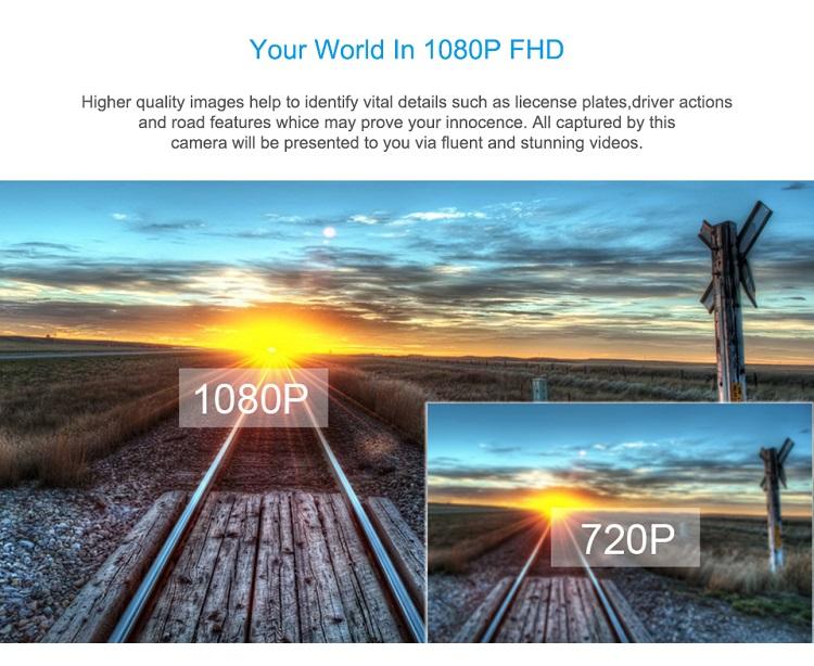 1080P video